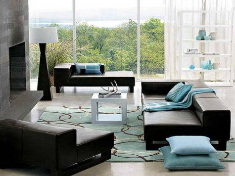 Decoration Teal Home Accents Decorating Ideas