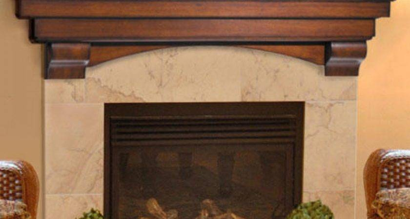 Decorations Simple Fireplace Mantels Your