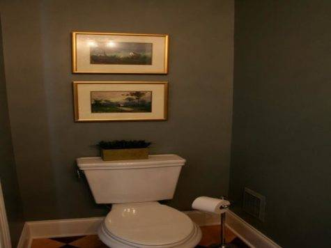 Decorations Small Decorating Powder Rooms Ideas