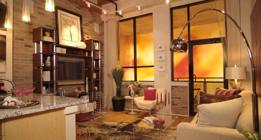 Decorations Winsome Modern Loft Design Also