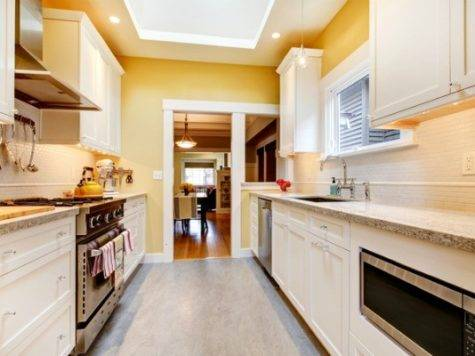 Defining Kitchen Lay Out Haley Flooring Blog