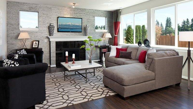 Design Ideas Living Room Walls