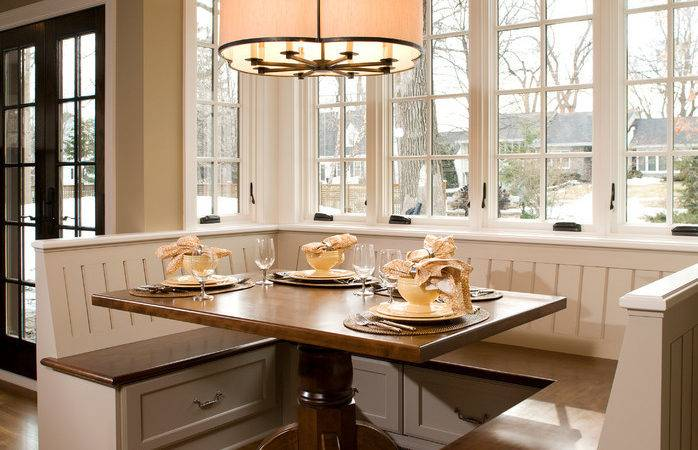 Dining Banquette Room Contemporary