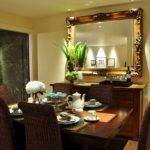 Dining Room Buffet Decorating Ideas Round Decorative