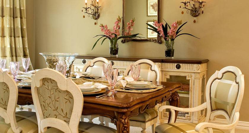 Dining Room Sideboard Decorating Ideas Large