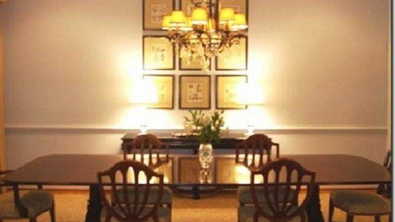 Dining Room Wall Decor Ideas Painted