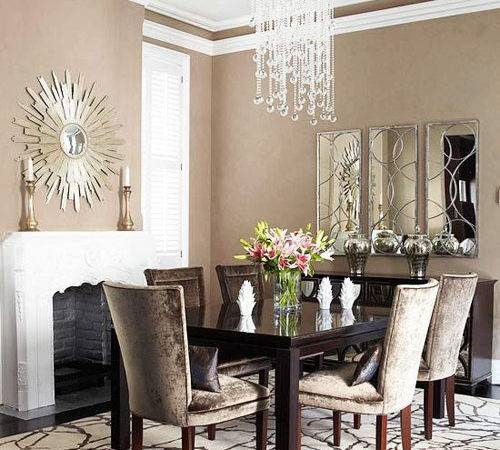 Dining Rooms Fireplaces Decorating Files