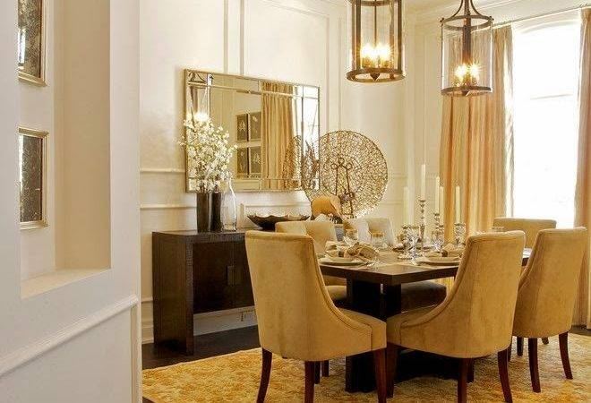 Dining Rooms Warm Colors Pinterest