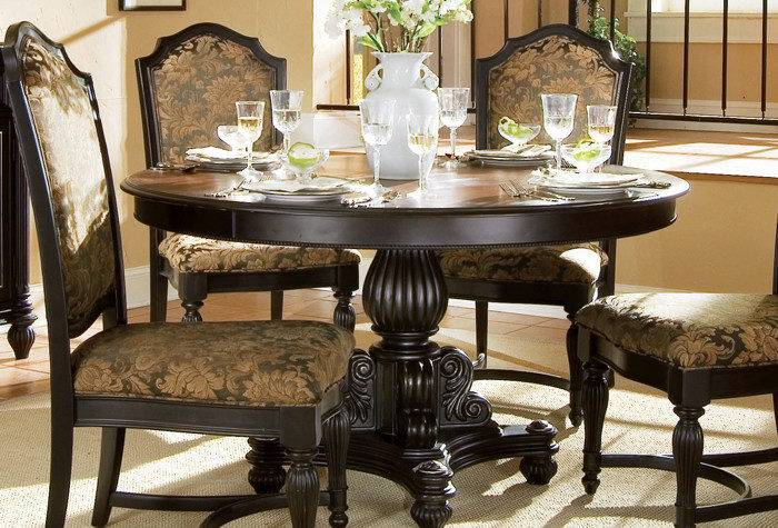 Dining Table Decor Photos