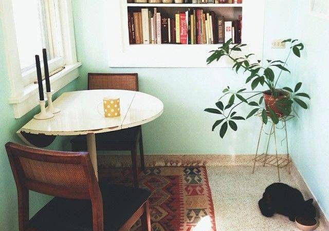 Dining Table Small Space Thelt