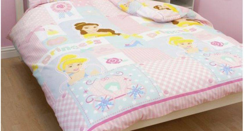 Disney Princess Wishes Double Duvet Cover New Official