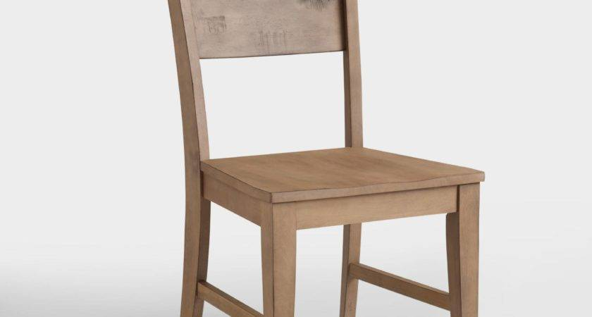 Distressed Wood Harrow Dining Chairs Set World Market