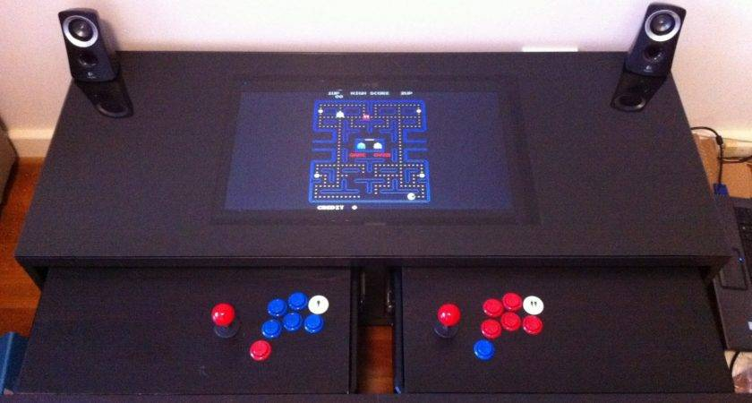 Diy Arcade Projects Want Make