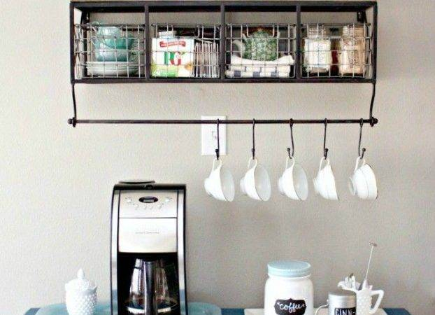 Diy Cor Creating Your Own Coffee Station