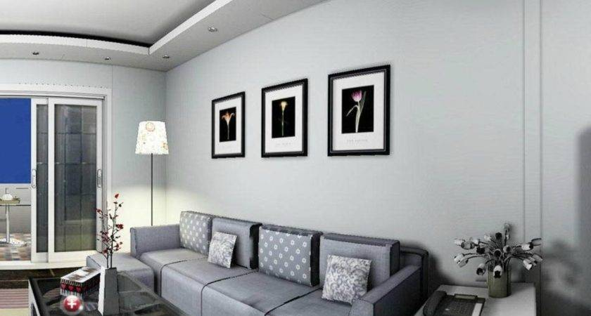Diy Living Room Decor Frames Wall