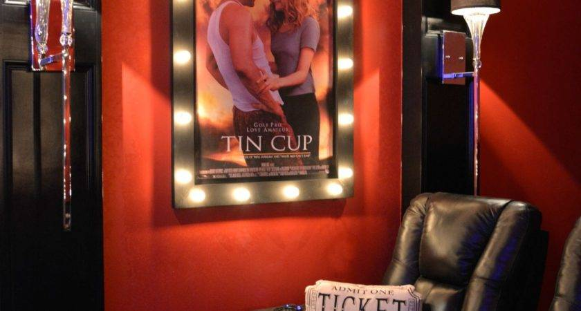 Diy Movie Poster Marquee Two Thirty Five Designs