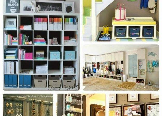 Diy Organization Ideas Every Room Your Home