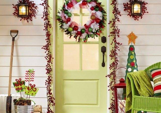 Diy Outdoor Christmas Decoration Ideas Designcorner