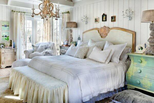 Diy Shabby Chic Bedding Ideas Formula