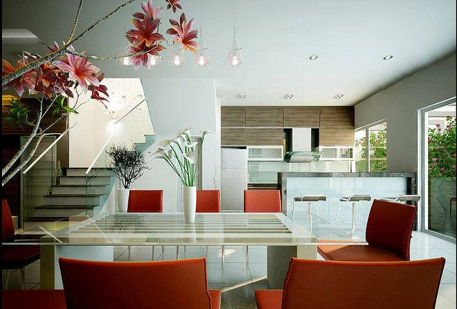 Dream Home Interiors Open Design