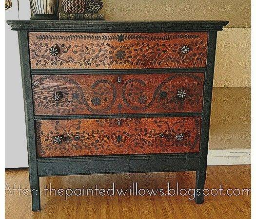 Dresser Awesome Redo Old Ideas