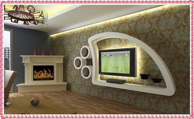 Drywall Unit Ideas New Decoration Designs