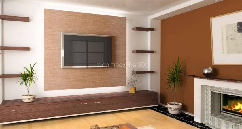 Dual Color Combination Living Room Home Combo