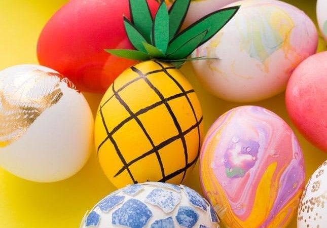 Easter Egg Decorating Ideas Need Year Brit
