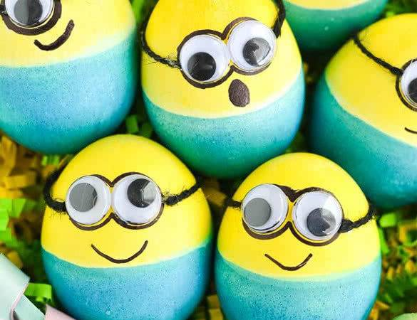 Easter Egg Decorating Ideas New Tradition