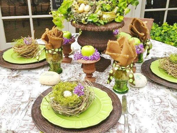 Easter Table Setting Ideas Cheap Easy Decoration