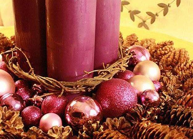 Easy Christmas Centerpiece Ideas Diy Projects Craft