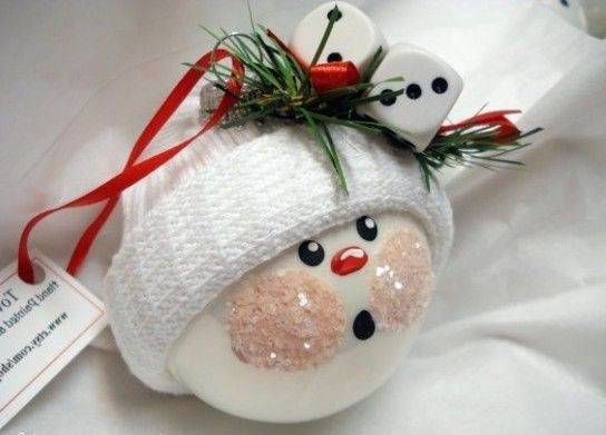 Easy Christmas Crafts Adults Fishwolfeboro