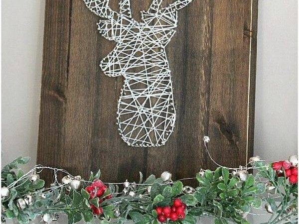 Easy Diy Country Christmas Decorations Mouthtoears
