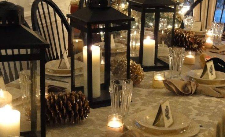 Easy Holiday Table Setting Ideas Spa Flops
