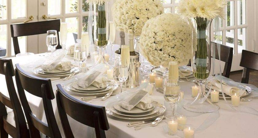 Easy Ideas Elegant Dinner Party Entertaining