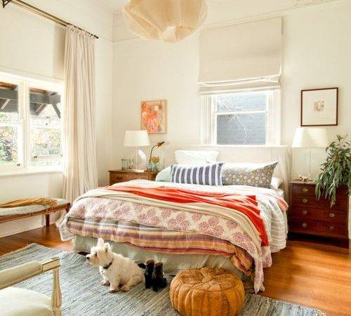 Eclectic Bedroom Design Ideas Remodels Photos