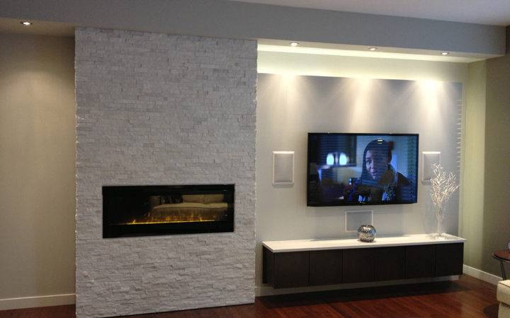 Electric Fireplace Bedroom Real Estate
