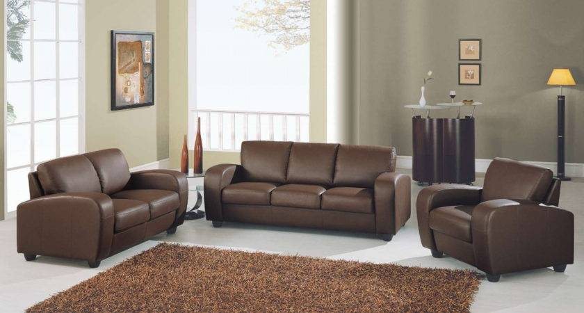 Elegant Brown Sofa Sets Plushemisphere