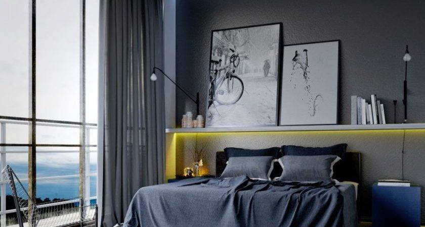 Elegant Cool Mens Bedroom Ideas Camer Design