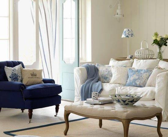 Elegant Country Living Room Decorating Ideas