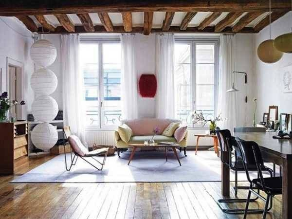 Elegant Parisian Apartment Decorating Ideas Vintage