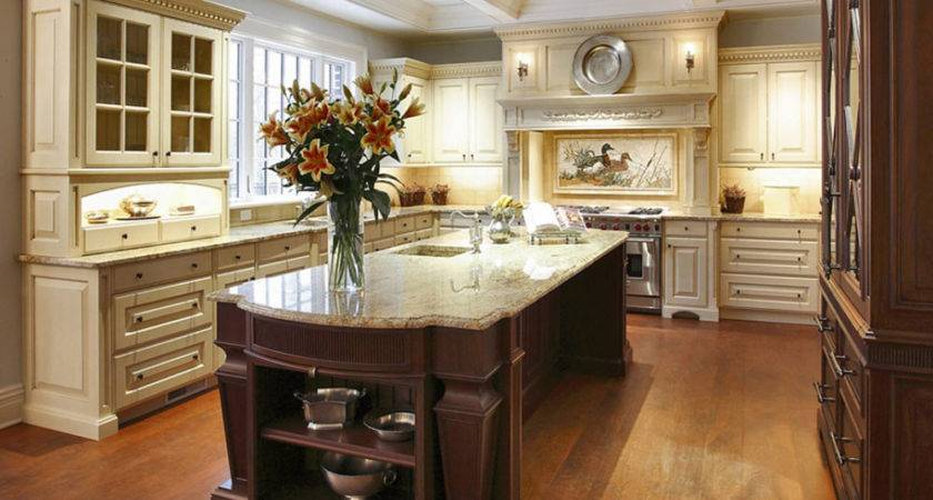 Elements Could Bring Out Traditional Kitchen Designs