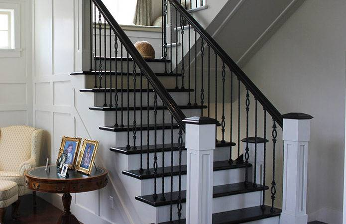 Enhance Your Home Stair Railings Styles Eva Furniture