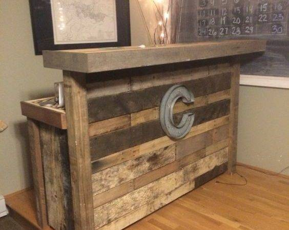 Epic Pallet Bar Ideas Embrace Your Event