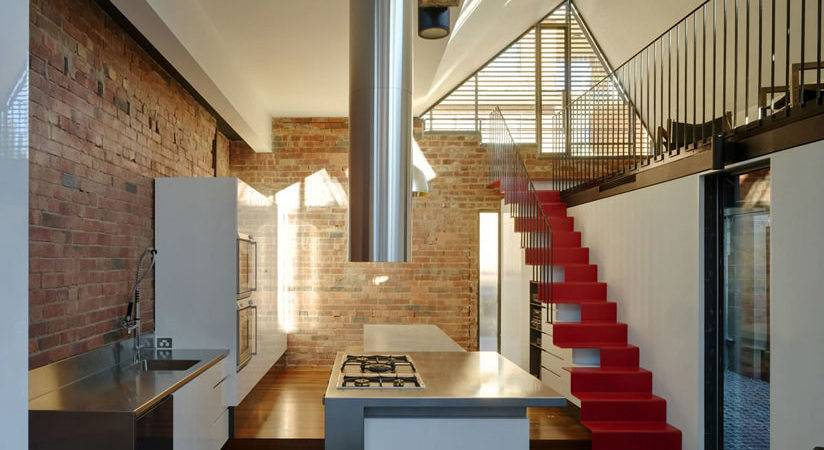 Extension Victorian Terrace Inner City