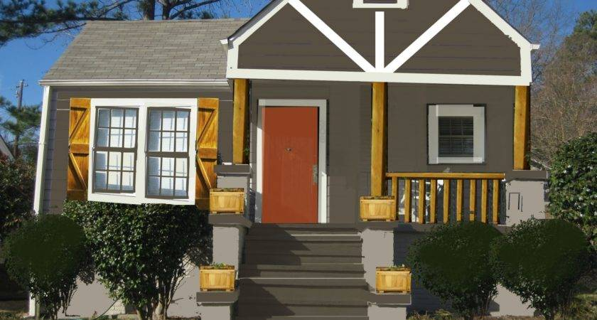 Exterior House Colors Tips Ward Log Homes