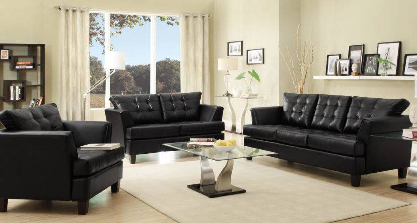 Stunning Black Leather Furniture Living Room Ideas Ideas Little Big Adventure