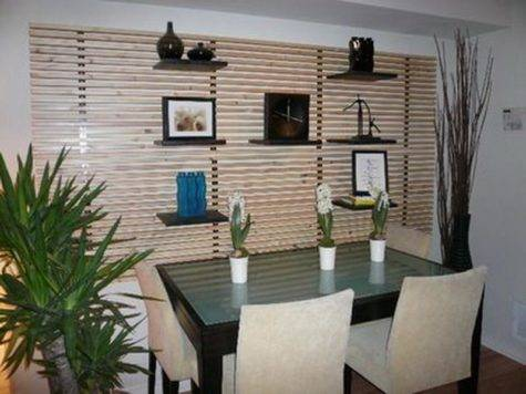 Fabulous Dining Room Wall Decorating Ideas Home