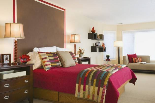 Fantastic Eclectic Bedroom Designs Give