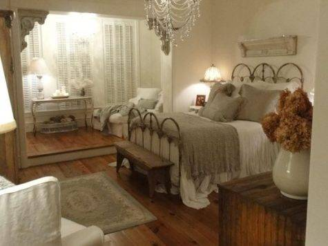 Farmhouse Bedroom Rooms Love Rustic Chic